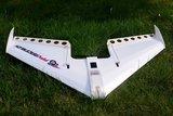 Fabrication d'une aile volante_