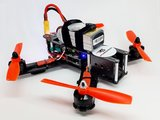 Fabrication d'un Quad Copter_