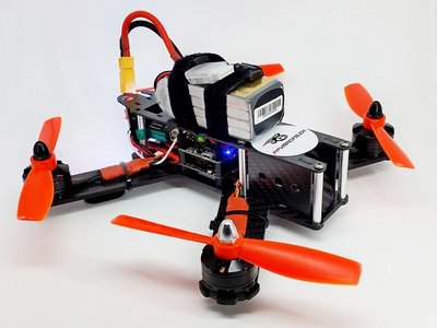 Fabrication d'un Quad Copter