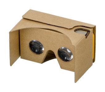Découpe Laser - Google Cardboard